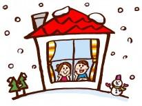 「雪国では冬の間、塗装屋工事は出来るんですか?」 とご質問を頂いたので、冬場の塗装工事の現状をご紹介してみたいと思います。