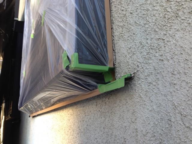 外壁塗装を行う上で必ず必要な作業「養生」