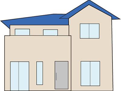 m²単価とは 家の外壁面積で見積もりを算出する方法です。 一般的に多く採用されているやり方になります。